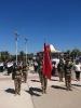 Izamiento del Pabellón Nacional Fiestas Patrias 2019